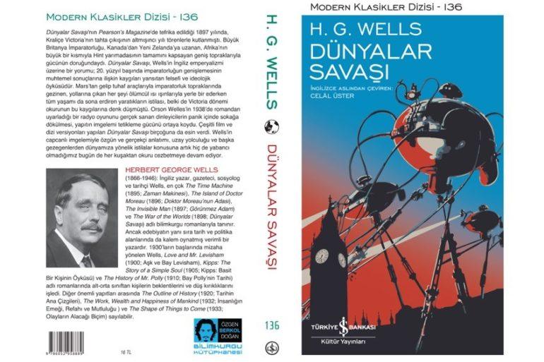 Dünyalar Savaşı - H. G. Wells