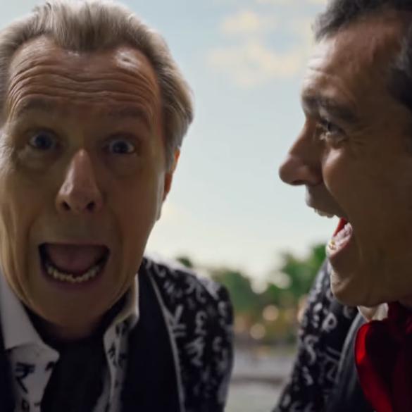 Gary Oldman ve Antonio Banderas - The Laundromat