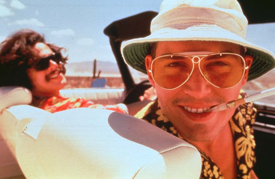 Vegas'ta Korku ve Nefret - Benicio Del Toro ve Johnny Depp