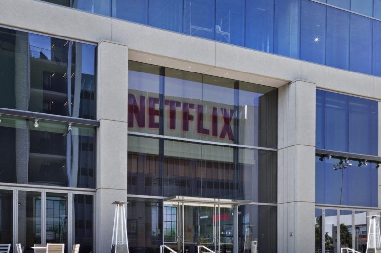 Netflix Los Angeles Genel Merkezi